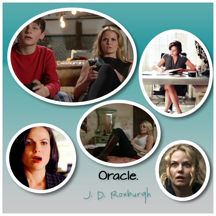 'Oracle' a new Once Upon A Time fanfiction one shot!